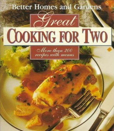 Great Cooking for Two