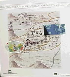Maps from the American Geographical Society Collection