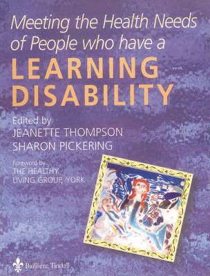 Health Needs of People with Learning Disability  The Public Health Agenda