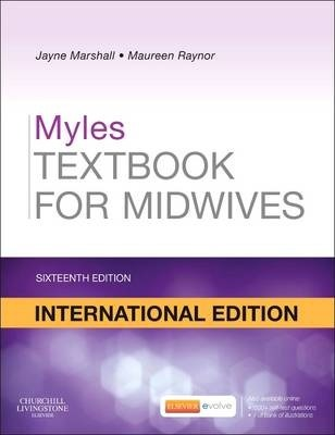 Myles Textbook for Midwives, International Edition : Maureen