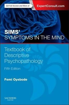 Sims Symptoms In The Mind Textbook Of Descriptive