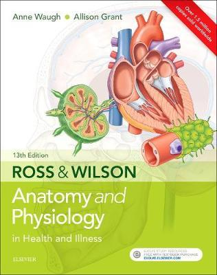 Ross & Wilson Anatomy and Physiology in Health and Illness ...