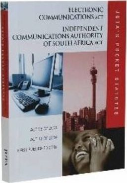 Electronic Communications Act 36 of 2005
