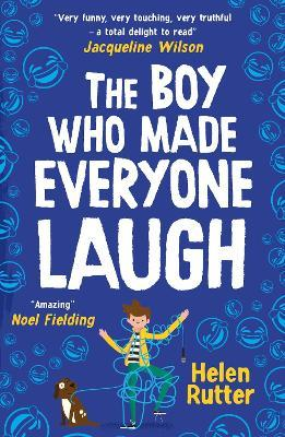 The Boy Who Made Everyone Laugh Cover Image