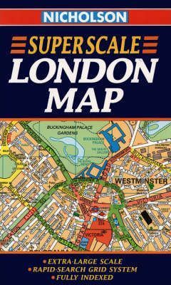 Superscale London Map