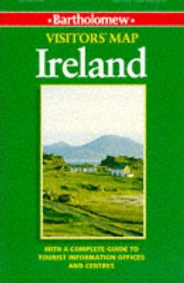 Visitors' Map of Ireland