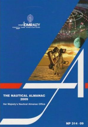 Nautical Almanac 2009