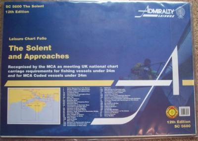 The Solent and Approaches: SC5600