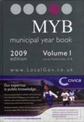 Municipal Yearbook and Public Services Directory