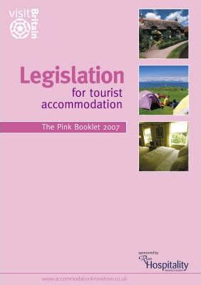 Legislation for Tourist Accommodation