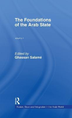 The Foundations of the Arab State