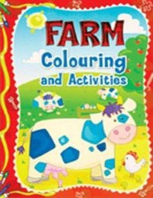 Farm Colouring and Activities Book