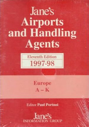 Jane's Airports and Handling Agents: Europe