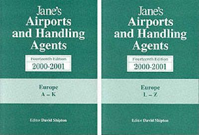 Jane's Airports and Handling Agents 2000-2001: Europe