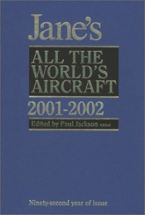 Jane's All the World's Aircraft: 2001-2002