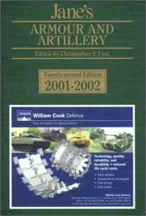 Jane's Armour and Artillery: 2001-2002
