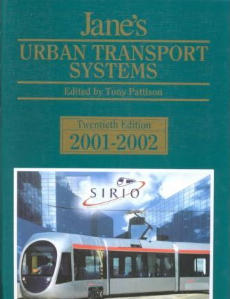 Jane's Urban Transport Systems: 2001-2002