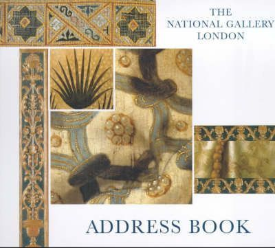 The National Gallery London Address Book 2001: Pattern