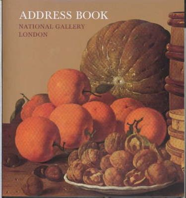 The National Gallery Address Book 2003