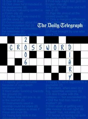 """The """"Daily Telegraph"""" Crossword Diary 2006 2006"""