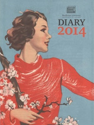 Bodleian Libraries Desk Diary 2014
