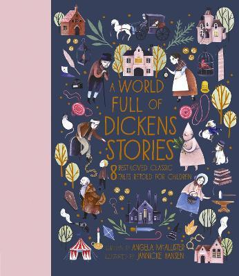 A World Full of Dickens Stories