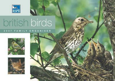 RSPB British Birds Family Organiser 2007