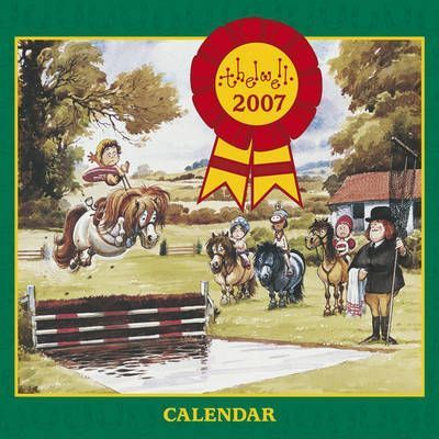 Thelwell Square Calendar 2007