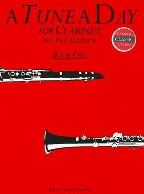 A Tune A Day For Clarinet Book Two C Paul Herfurth border=