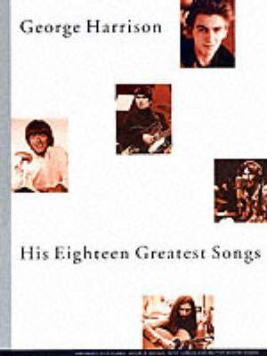 George Harrison: His 18 Greatest Hits