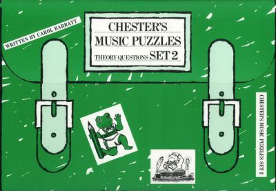 Chester s Music Puzzles - Set 2