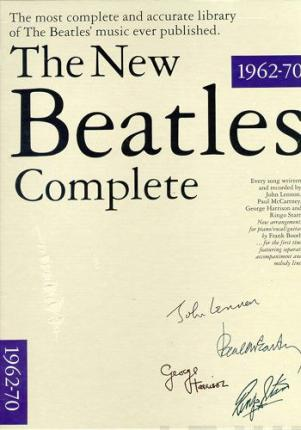 New Beatles Complete 1962-70