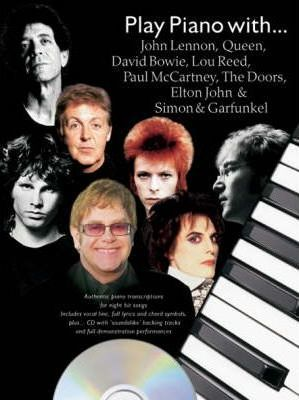 "Play Piano with John Lennon, ""Queen"", David Bowie Etc"