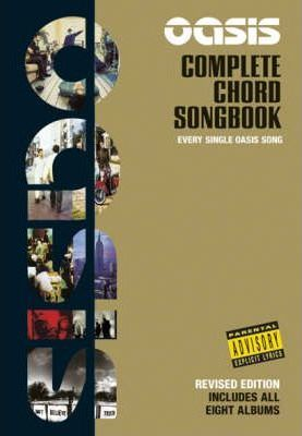 """""""Oasis"""" Complete Chord Songbook 2005"""