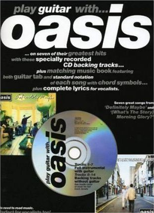Play Guitar With... Oasis