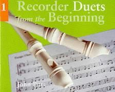 Recorder Duets from the Beginning