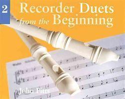 Recorder Duets from the Beginning: Recorder Duets From The Beginning Pupil's Book Bk. 2