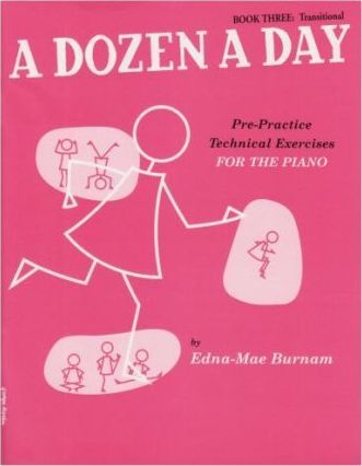 A Dozen A Day Book Three : Transitional