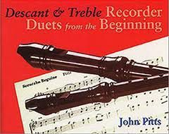 Recorder Duets from the Beginning: Descant and Treble Student's Book