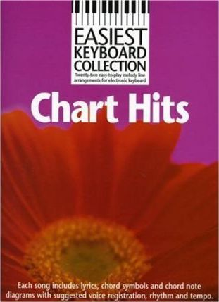 Earliest Keyboard Collection Chart Hits
