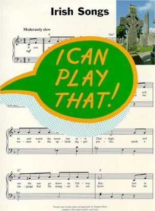 I Can Play That] Irish Songs