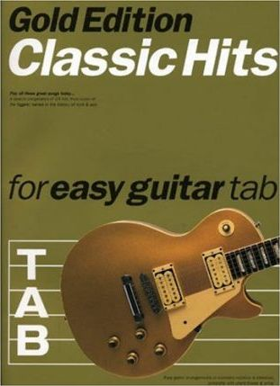 Classic Hits for Easy Guitar Tab