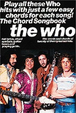 The Who Chord Songbook