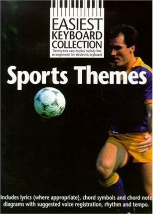 Easiest Keyboard Collection: Sports Themes