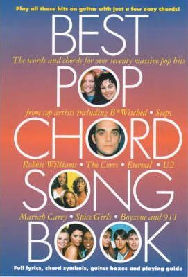 The Best Pop Chord Songbook Ever