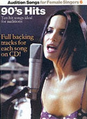 Audition Songs For Female Singers 6