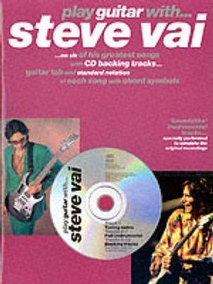 Play Guitar With... Steve Vai