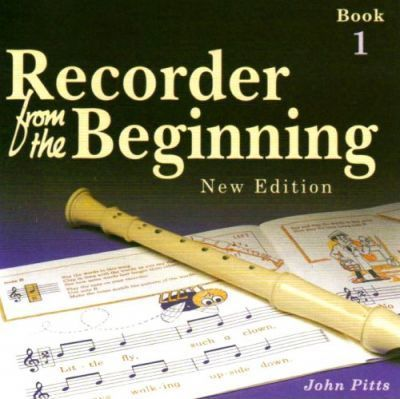 Recorder from the Beginning: Cassette 1