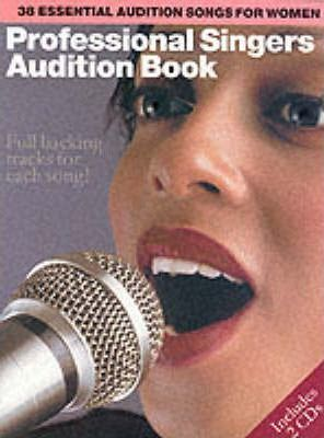 Professional Singers Audition Book