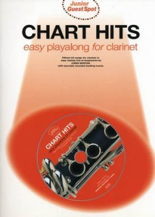 Chart Hits: Junior Guest Spot for Clarinet